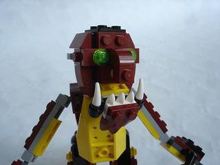 31073 - Model2 troll head   by fdsm0376