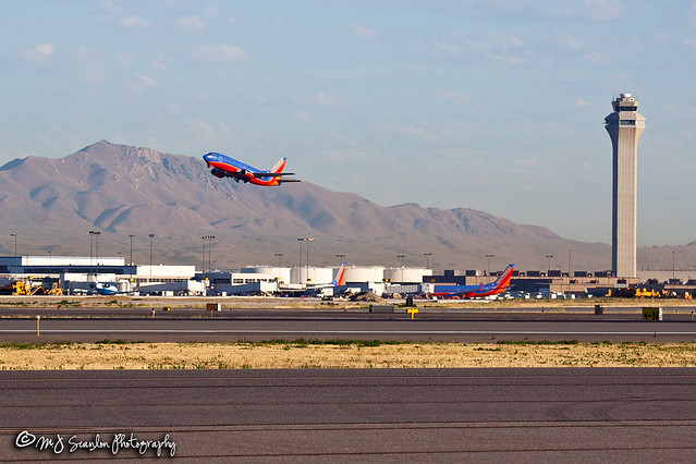 N351SW Southwest Airlines | Boeing 737-3H4 | Salt Lake City International Airport