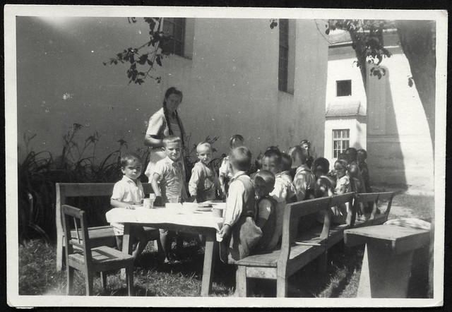 Archiv P061 Schulspeisungs-Dienst, 1920er