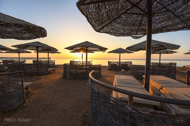 Early Morning in Makadi Bay
