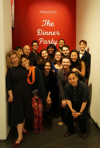 The Dinner Party Operas | by The American Opera Project