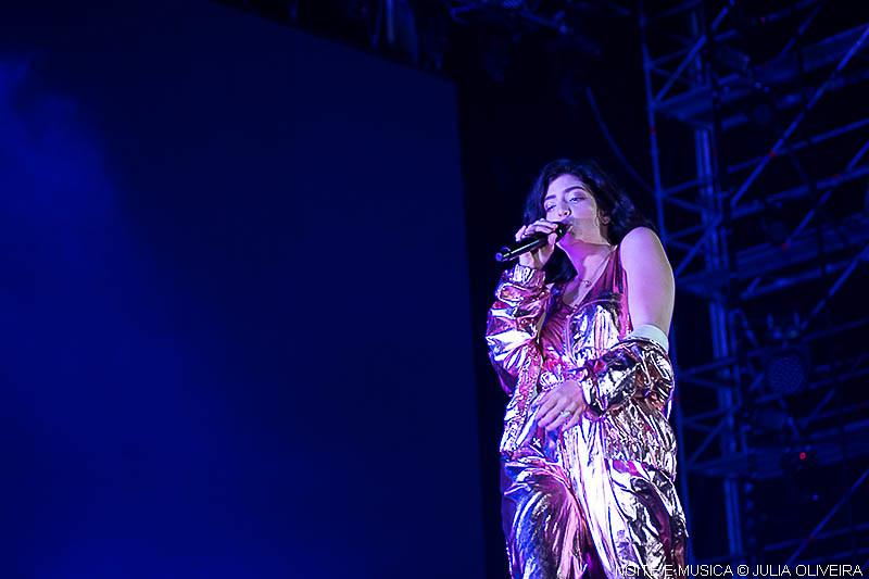 Lorde - NOS Primavera Sound '18