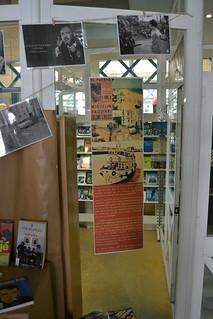 Exposición Mayo del 68 en la Biblioteca de El Puerto