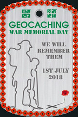 War Memorial Badge 2018