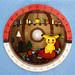 Inside a Poké Ball by Grant Davis.