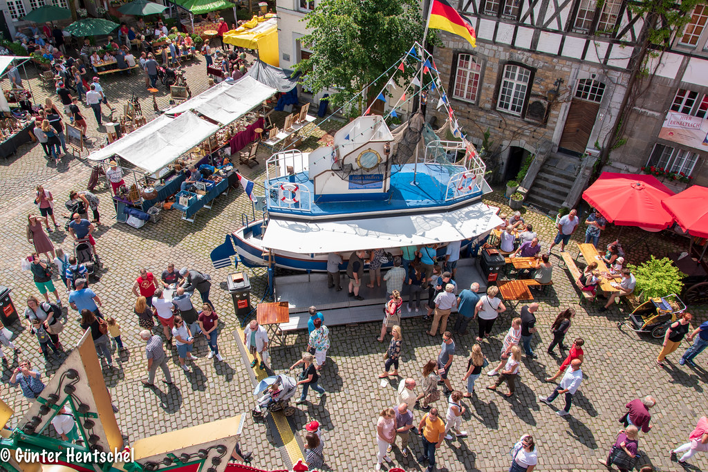 Historischer Jahrmarkt in Kornelimünster! | Besuch des Histo