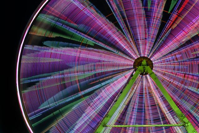 fuchsia big wheel