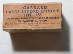 Garrard Large Record Spindle LRS5
