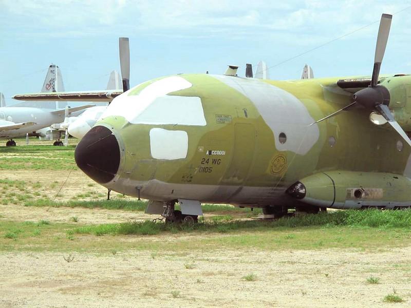 Alenia C-27A Spartan 2
