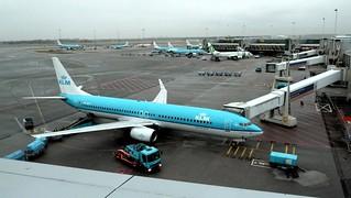 KLM group AMS