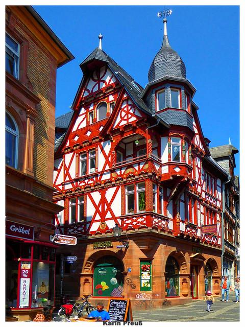 Marburg Altstadtbereich