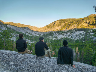 Camp 2 view up Merced Canyon | by snackronym