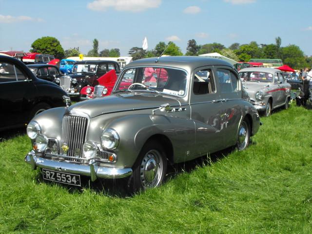 Sunbeam Talbot 90 - RZ 5534 (1)