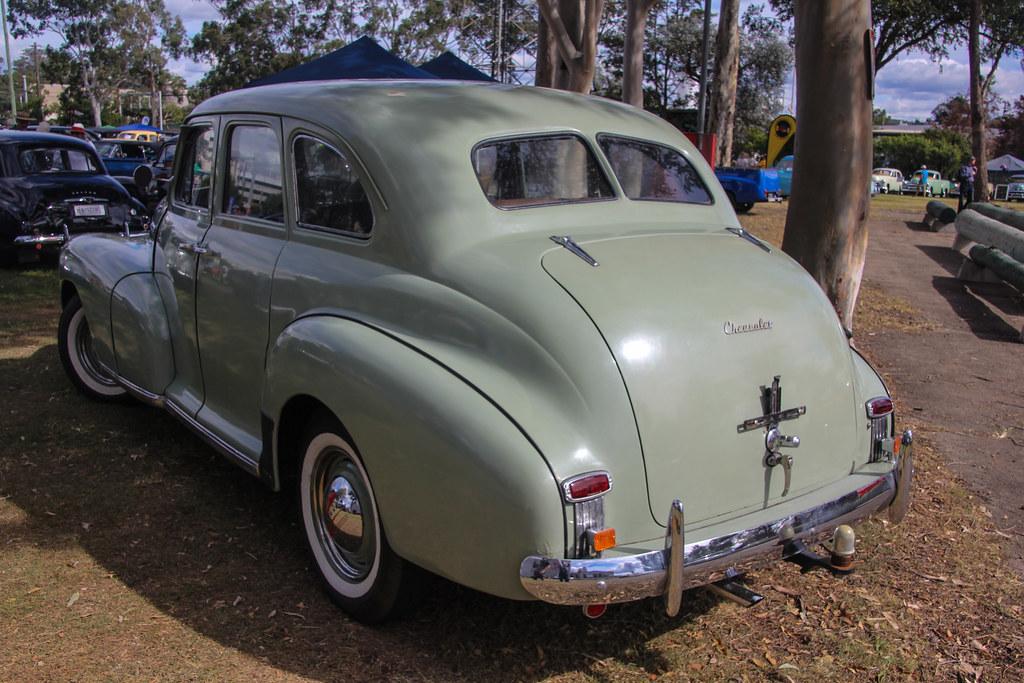 1948 Chevrolet Fk Fleetmaster Sedan 1948 Chevrolet Fk Flee