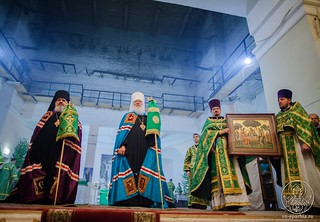 Передача Троицкого собора 590
