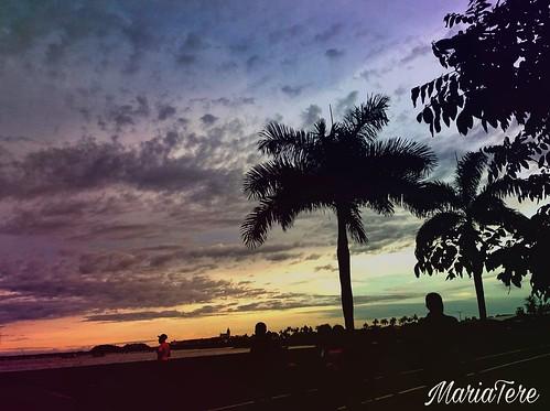 nubes atardecer cintacostera panamá maríatere7 nwn