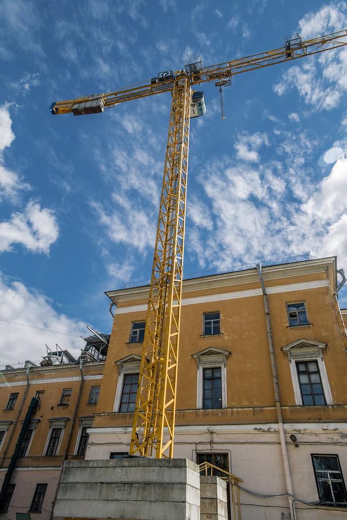 6 июня 2018, Инспектирование объектов ремонта Академии / 6 June 2018, The inspection of repair facilities of the Academy