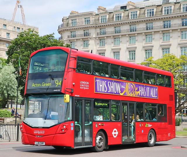 London United - VH45193 - LJ16EWR
