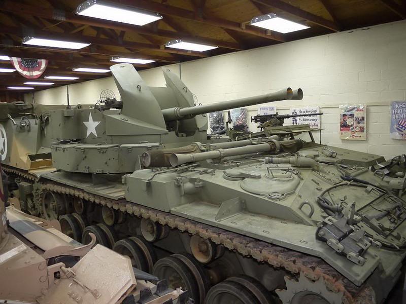 Twin 40mm GMC M19 7