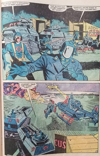 G.I.Joe Issue 30 Take the Tower | by yorktownjoe
