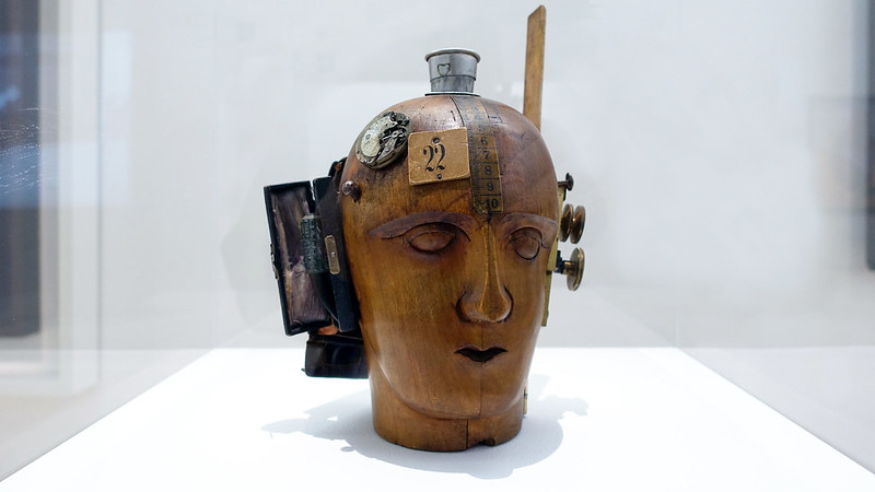 Hausmann, escultura dada