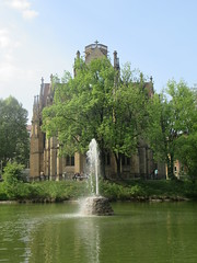 Stuttgarts ruhige Ecken