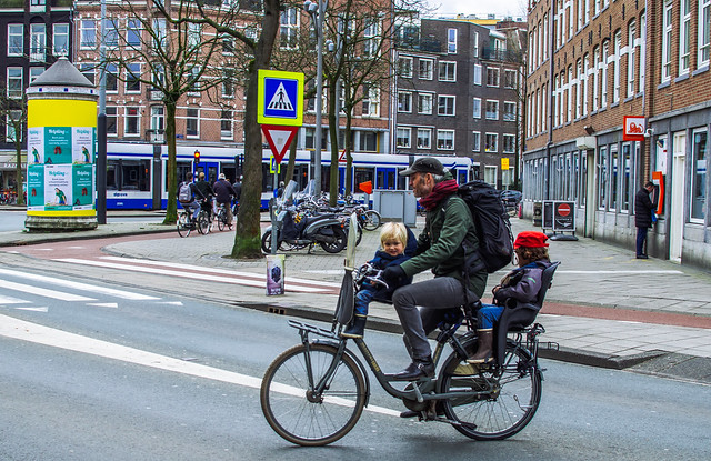 AmsterBiKERs - Family (165/365)
