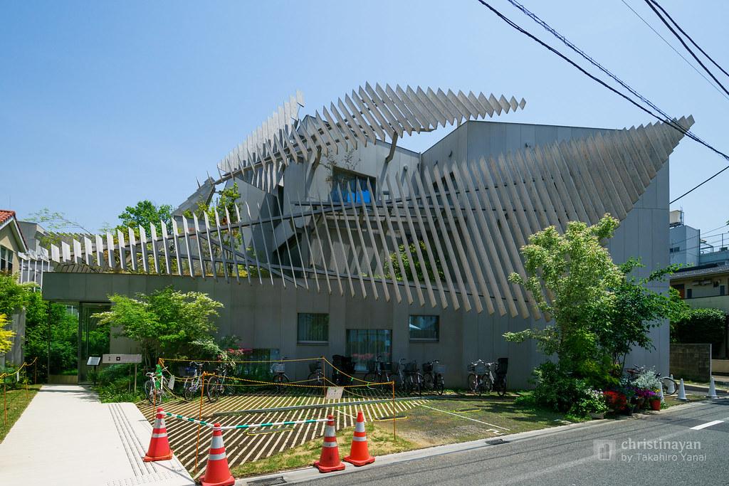 Full view of Seijo Kinoshita Hospital (成城木下病院)