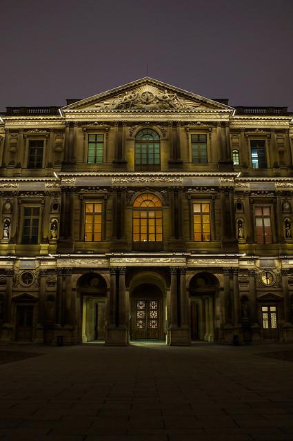 Palais du Louvre II