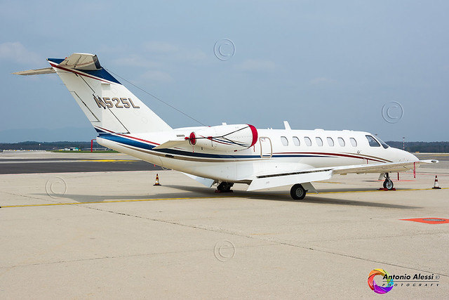 N525L BK Aviation LLC MXP