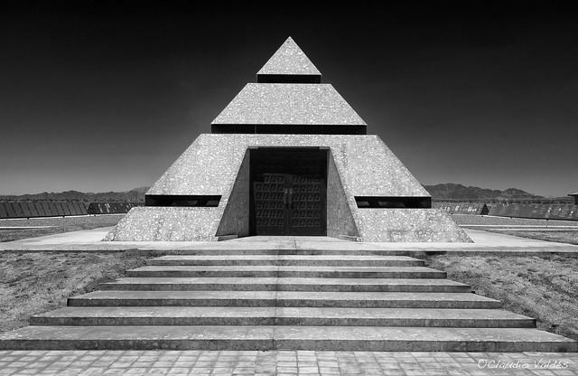 - The Pyramid Gate -