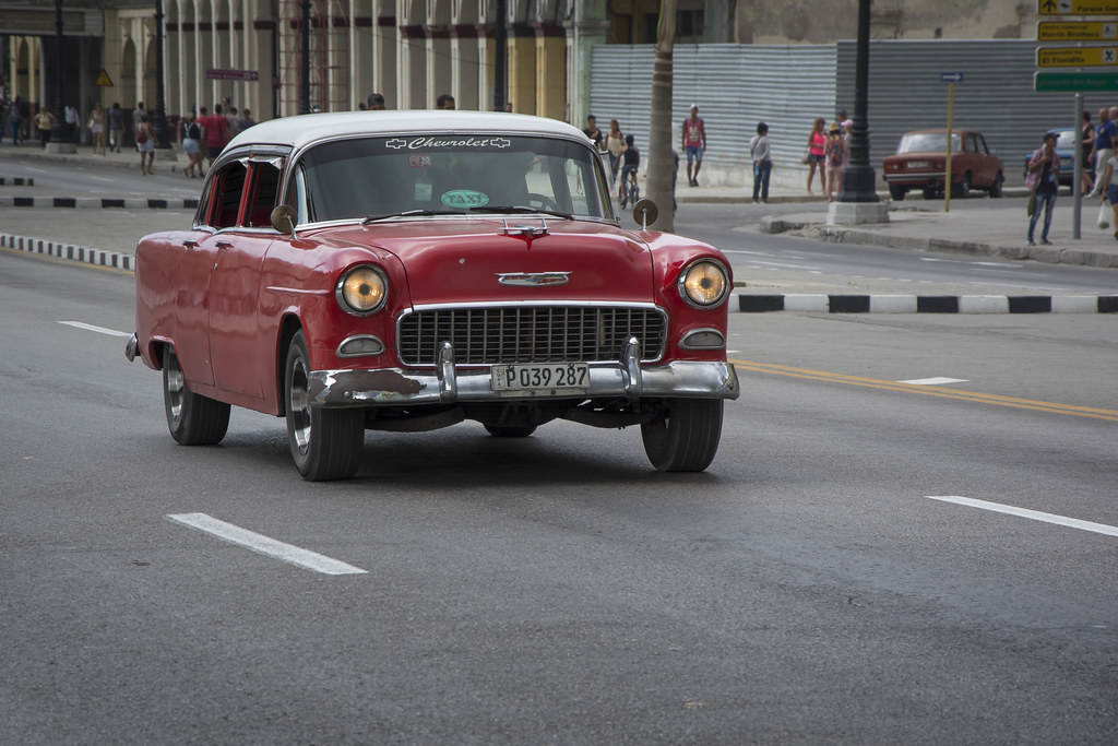 """Resultado de imagen de Taxi in Havanna"""""""
