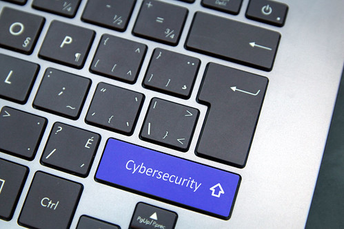Cybersecurity blue | by Infosec Images
