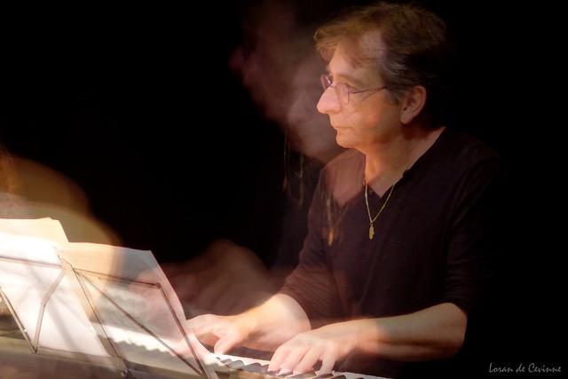 Pierre, fantastique pianiste de Jazz !