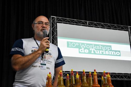 10 ° Workshop de Turismo 24/05/2018