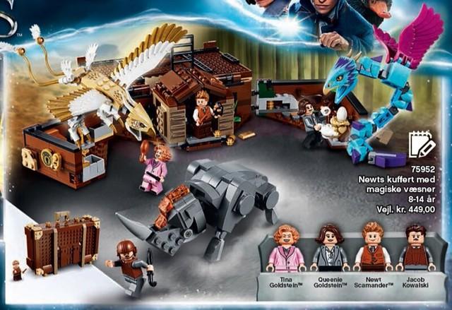 LEGO Newt's Case of Magical Creatures (75952) 5