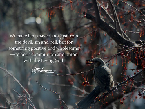 we can be saved | by kpyohannan