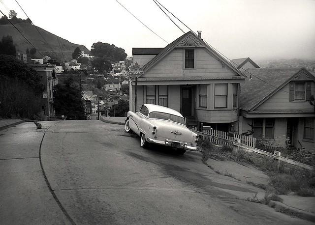 Bernal Heights,  San Francisco 1982