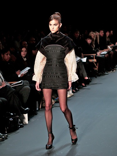 Toni Maticevski: New York Fashion Week Fall 2007 | by Art Comments
