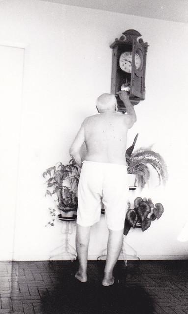 Vô - grandfather (time 1)