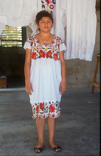 Yucateca woman