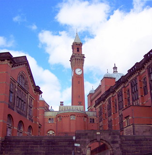 Old Joe and the Aston Webb building - 07.03.07 | by v1ctory_1s_m1ne