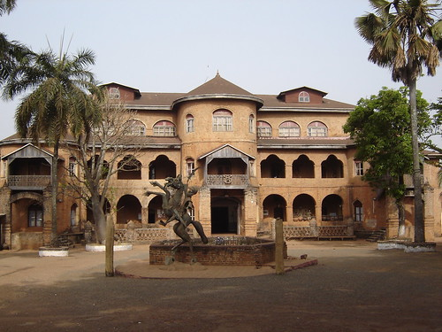 The Sultans Palace, Foumban | by Elin B