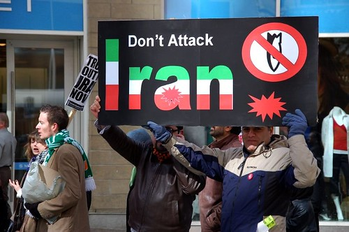 Don't Attack Iran | by Photography by Kat