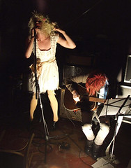 Kurt and Courtney sing | by bp fallon
