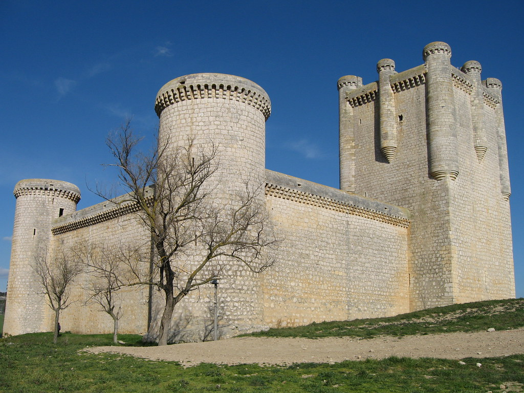 Castle of Torrelobaton