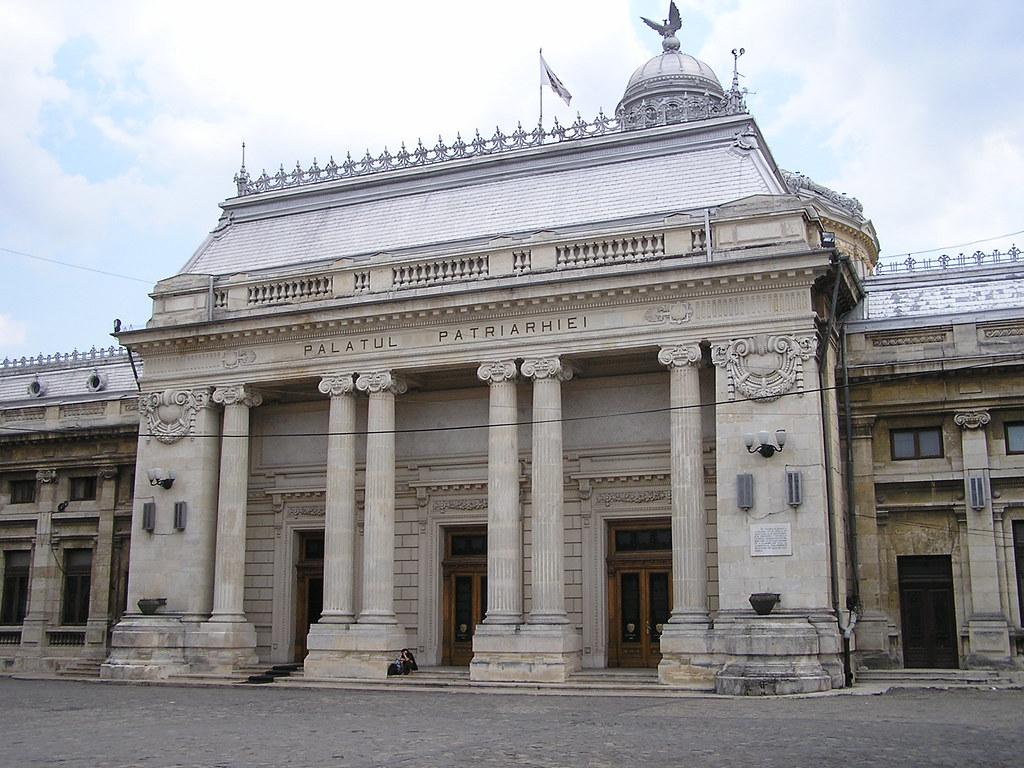 Palacio del Congreso de los Diputados Bucarest Rumania