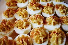devilled eggs | by freakgirl