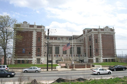 Cleveland School   by swein515