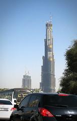 Burj Dubai Apr 2007 | by tea junky